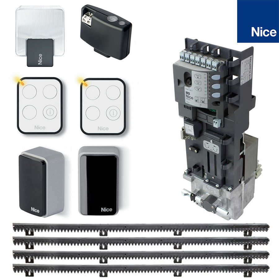 Automatizare Poarta Culisanta Nice Nksl400Kit 1