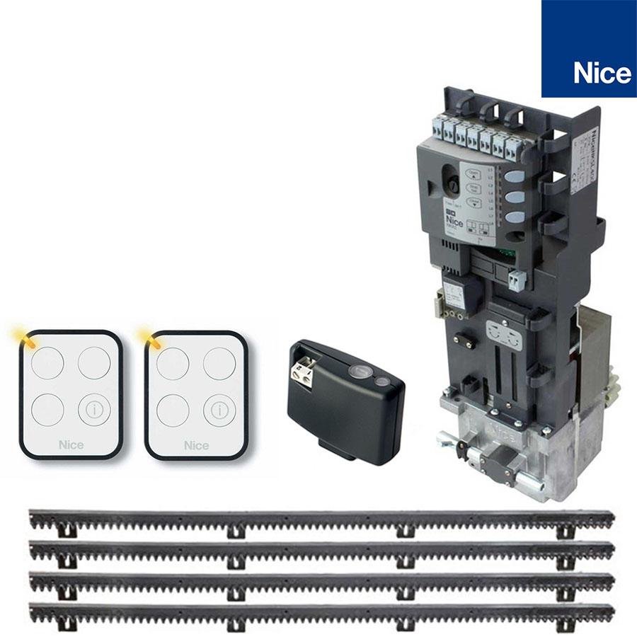 Automatizare Poarta Culisanta Nice Nksl400Kit Eco