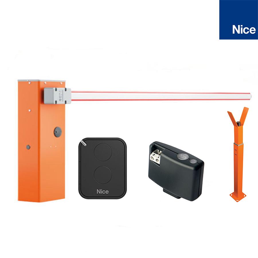 Bariera Automatizare Acces Parcare Nice WideM Kit Eco